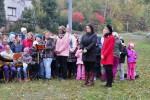 Akce k oslavě 100. let republiky 26.10.2018 a sázení lípy