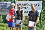 Běh do vrchu - Výprachtice-Buková hora 27.8.2016