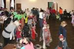 Dětský maškarní karneval - 16.1.2011