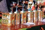 Hasiči z Výprachtic soutěží v Bystřeci 19.května 2017