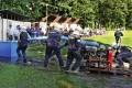 Hasiči z Výprachtic soutěží v Bystřeci 23.5.2009