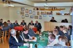 Hasičská výroční schůze 5. ledna 2019