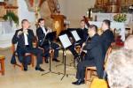 Koncert v místním kostele 10.června 2016