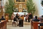 Koncert v místním kostele 11.června 2013