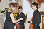 Koncert v místním kostele 13.června 2014