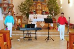 Koncert v místním kostele 9.června 2017