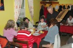 Mikulášské setkání důchodců 1.12.2011