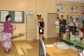 Nástup prvňáčků do školy 1.9.2009