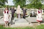 Pocta obětem válek  6.května 2012