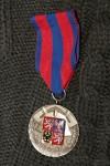 Předání vyznamenání 27.9.2012