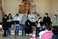 Předvánoční koncert souboru SATORI 13.12.2008.