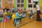 Prvňáčci začínají v novém školním roce 2010-2011