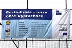 Revitalizace centra Výprachtic