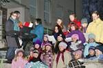 Rozsvícení vánočního stromu 1.12.2012