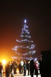 Rozsvícení vánočního stromu 1.12.2018