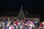 Rozsvícení vánočního stromu 30.lisopadu 2019