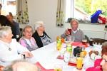 Setkání důchodců i z okolních obcí ve Výprachticích 12.října 2017