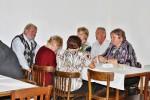 Setkání důchodců i z okolních obcí ve Výprachticích 29.září 2016