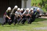 Soutěž hasičů v Bystřeci 22.5.2010