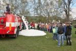 Taktické cvičení hasičů 11.dubna 2014