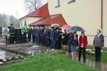 Uctění památky padlých 7.května2013