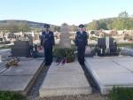Uctění památky padlých v I. a II. světové válce 7.5. 2020