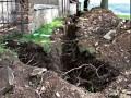Odvodnění kostela ve Valteřicích