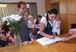 Vítání občánků 12.6.2011