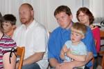 Vítání občánků 22.5.2010
