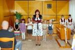 Vítání občánků 2.6.2012