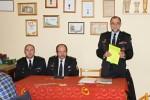 Výroční schůze hasičů 5.01.2013