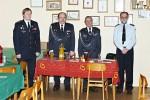 Výroční schůze hasičů 7.ledna 2017