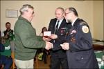 Výroční schůze hasičů 9.ledna 2016
