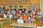 Zahájení nového školního roku 1.září 2015