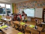 Zahájení školního roku 2019 - 2020 v ZŠ Jindřicha Pravečka ve Výprachticích
