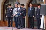 Žehnání praporu SHD Ústí nad Orlicí 28.dubna 2019