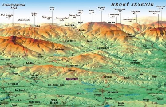Obrázek: Geomapa obce