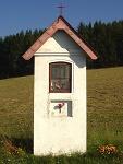 Obrázek: Kaplička u cesty do Valteřic