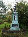 Obrázek: Kříž tondáč na malé straně