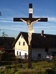 Obrázek: Kříž na Hoblovni