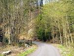 Obrázek: Sázavské údolí
